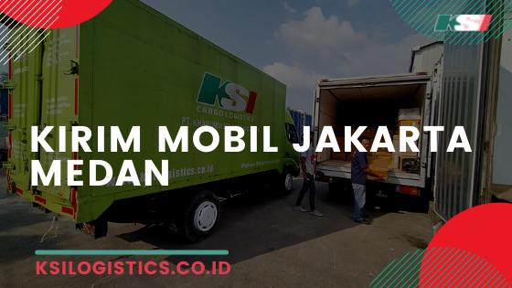 Kirim Mobil Jakarta Medan