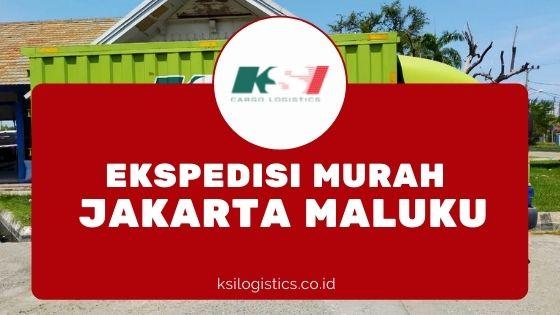 ekspedisi Jakarta Maluku